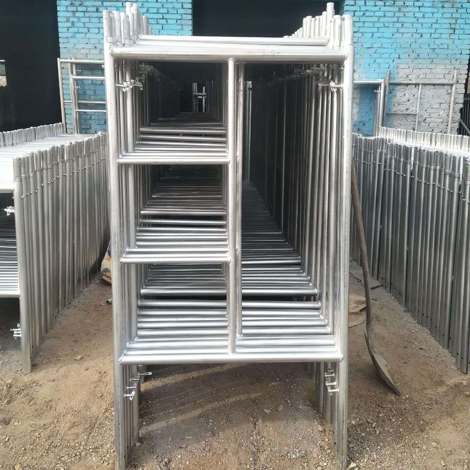 批发装修脚手架 移动式建筑脚手架多型号可定制