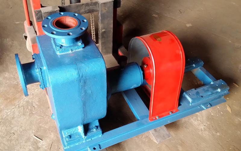 CYZ离心泵铜轮泵自吸力强运行平稳