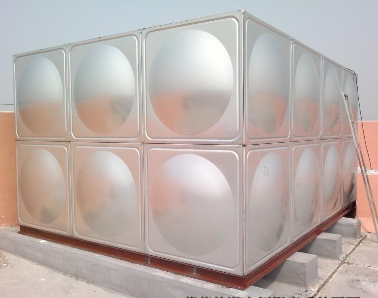 不锈钢方形组合水箱生产厂家