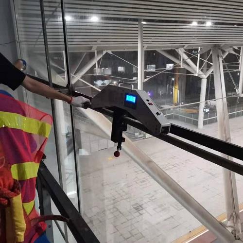 钢索张力检测仪 SL-100Kn钢索张力检测仪 索力仪