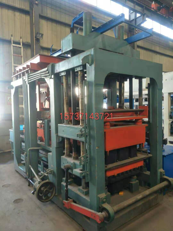 梦人机械工字型护坡砖机设备 免烧六边形护坡砖机生产线
