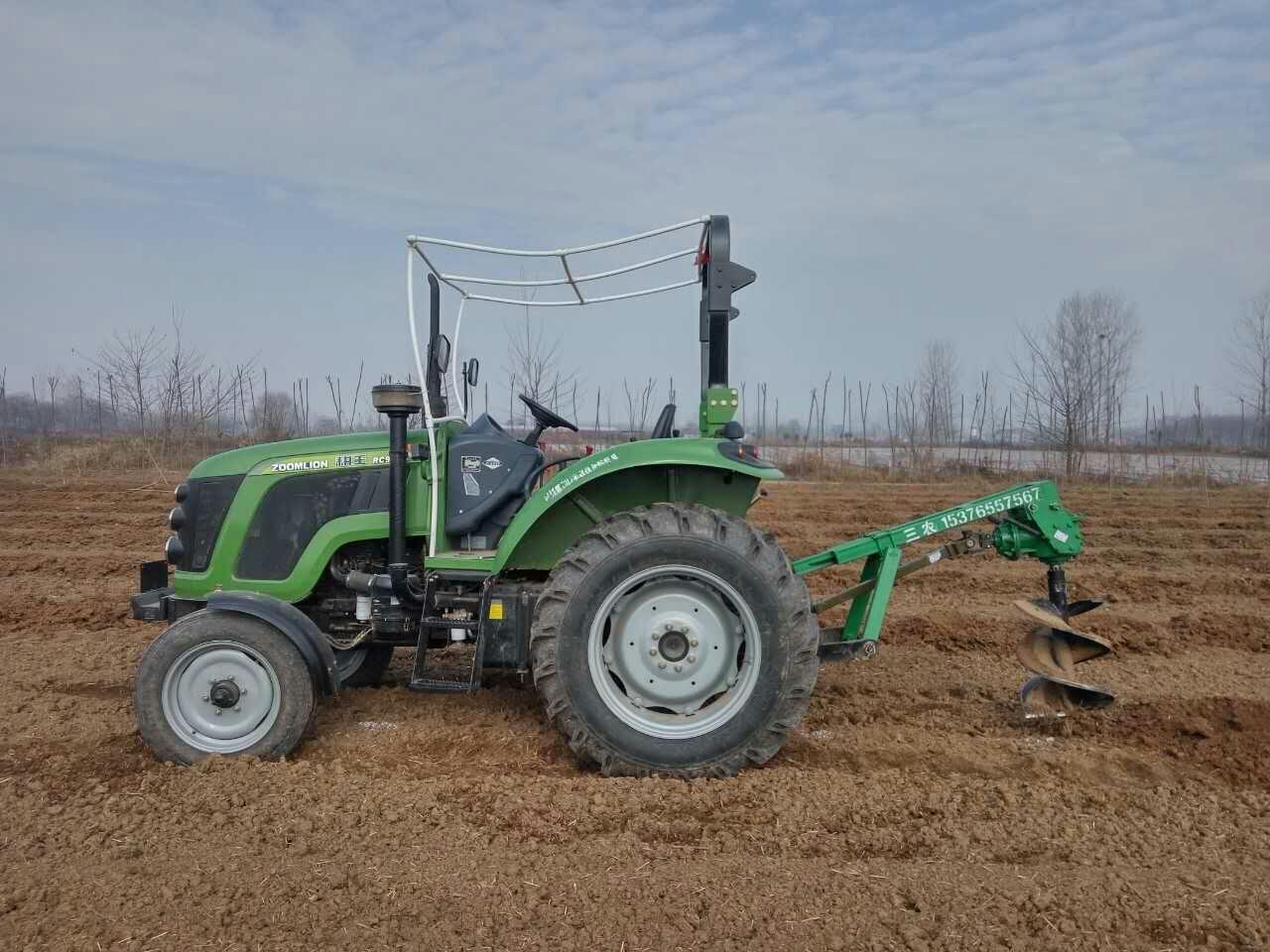 植树挖坑机 冻土挖坑机价格 多用途栽树用挖坑机