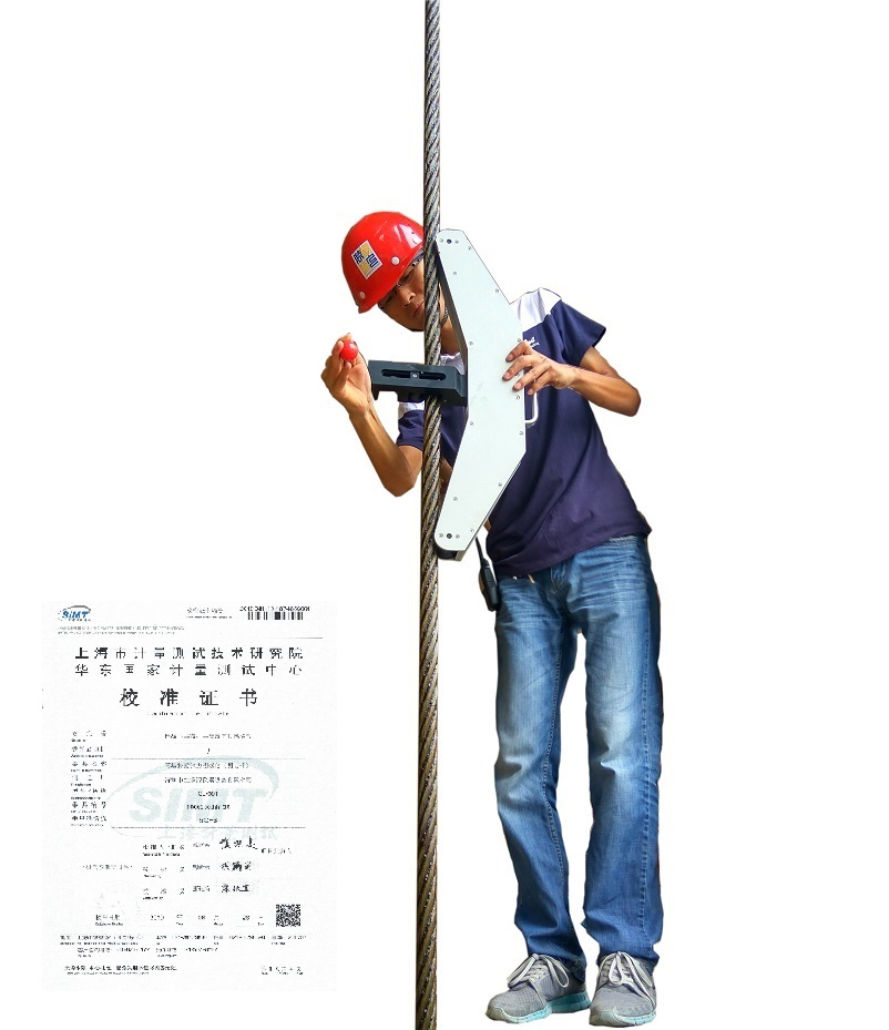 接触网张拉力检测仪 数显张力仪 100KN张力仪