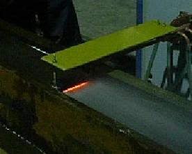 数控机床导轨淬火设备