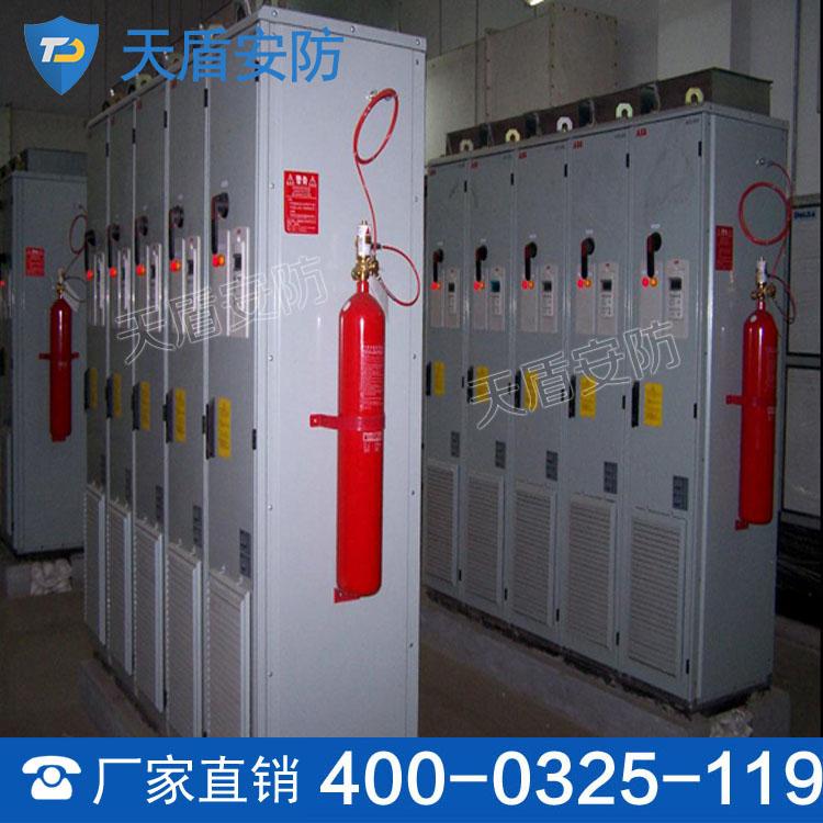 探火管自动灭火装置 探火管装置型号 消防保护设备