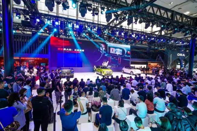 2021第十九届广州国际汽车工业展览会