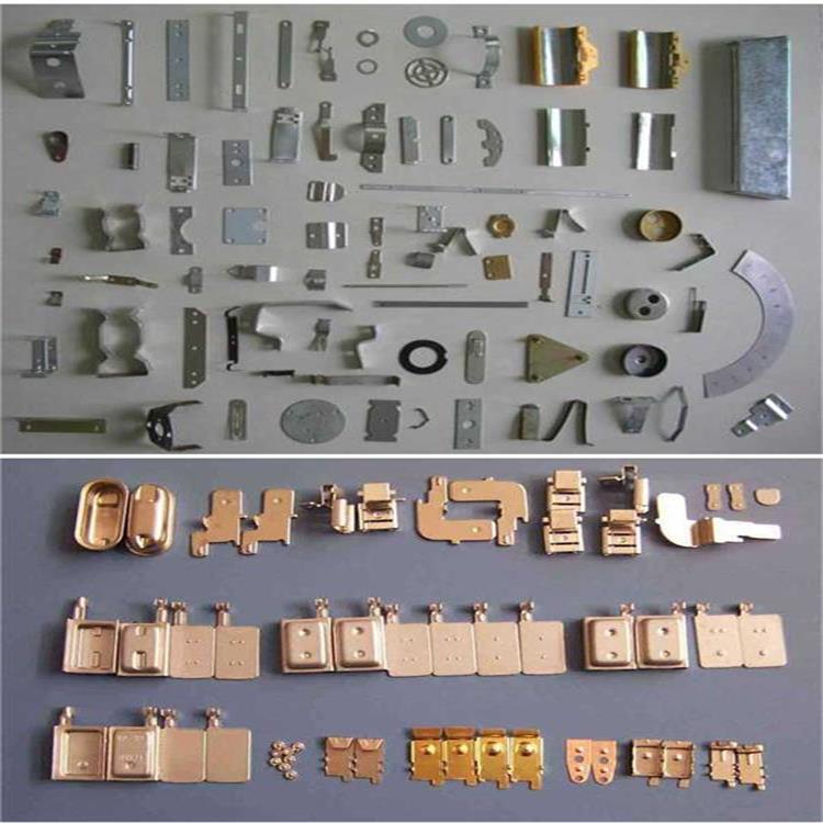 订制加工金属冲压件 加工铜冲压件 批量加工