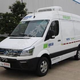 新能源纯电动冷链运输车