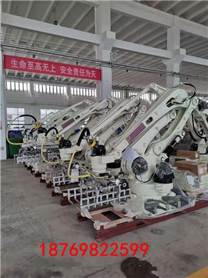 工业码垛机器人来解决企业生产难题