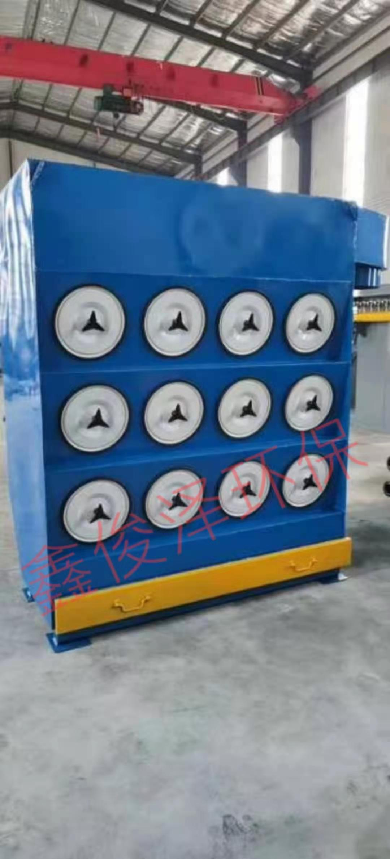 斜插式滤筒除尘器  工业粉单机脉冲袋式 滤筒除尘器