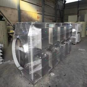低温等离子蜂窝电场油烟净化器 40个孔 201不锈钢材质