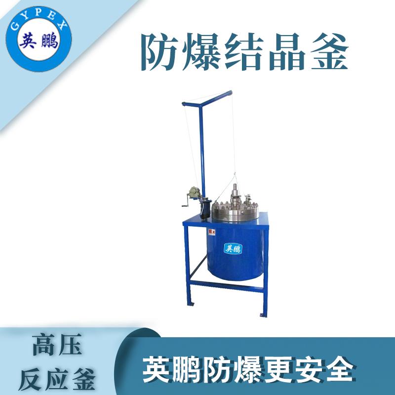 英鹏防爆大容量磁力搅拌反应釜