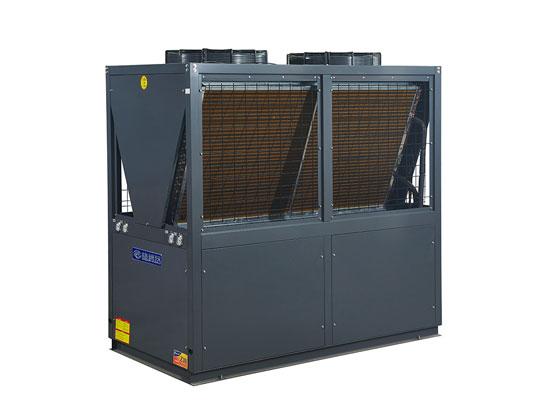 空气能热泵高温循环式机组