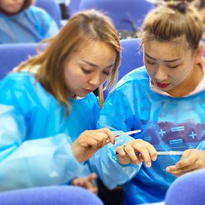 济南医疗美容培训中心多少钱 半医疗美容培训班哪里好