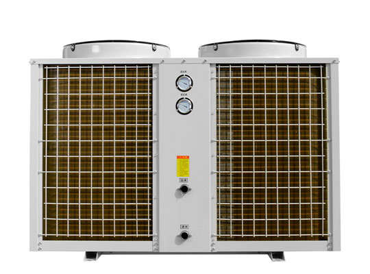 花卉大棚恒温供暖热泵机组