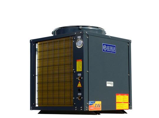 超低温循环式热泵热水机组