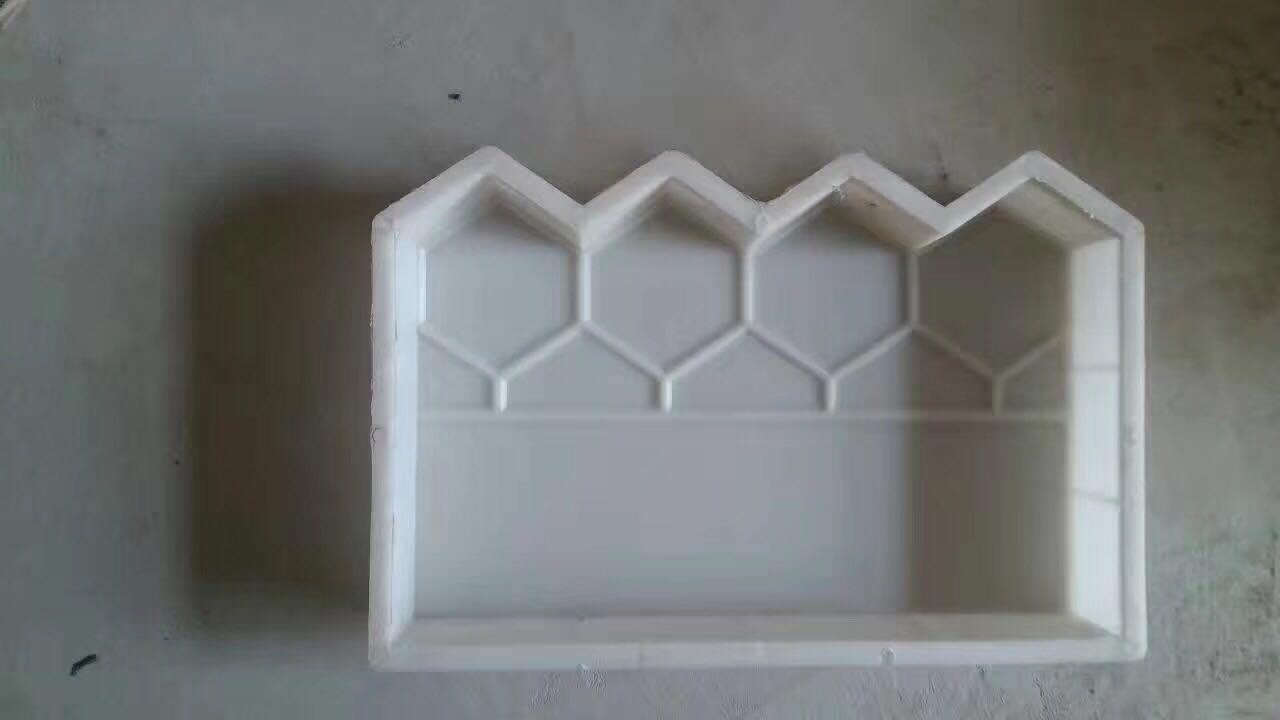 水泥花砖塑料模具生产