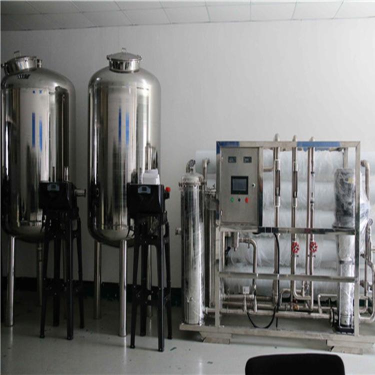 宁波达旺反渗透纯水设备,涂料生产工业纯净水设备,去离子水设备
