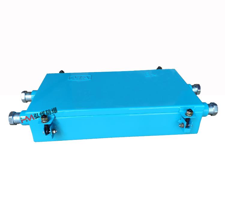 JHHG型矿用本安型光纤接线盒一进一出