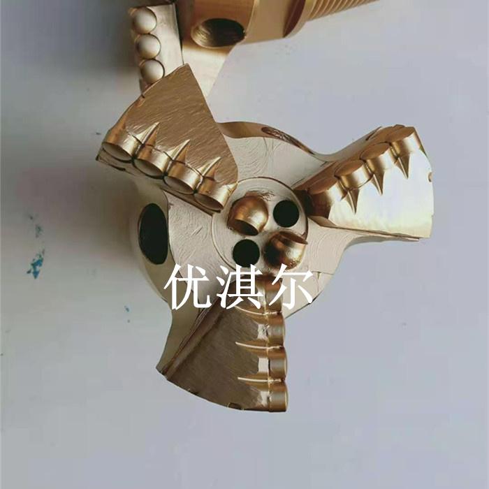 金刚石复合片钻头体掌片铜齿现货