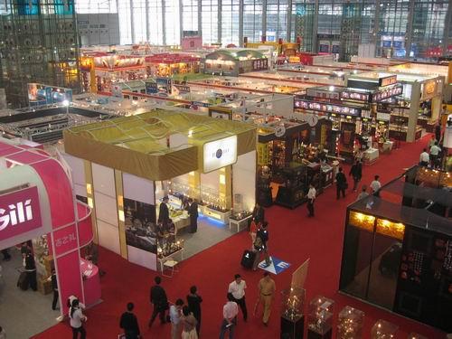 2121上海国际箱包展会