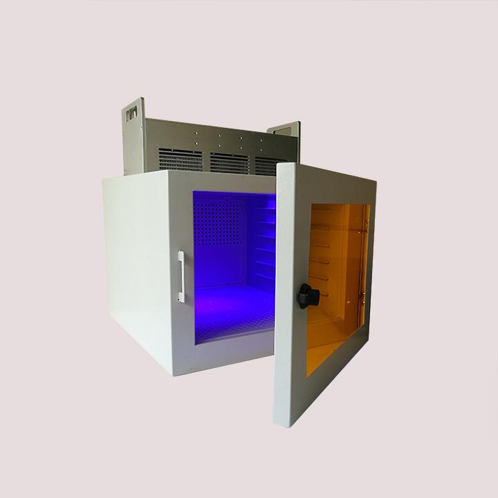 镭合/LEIHE UVLED烘箱100-300 紫外固化设备