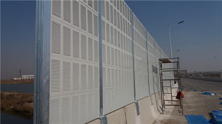 专业定制声屏障,金属吸声板,公路隔音屏障,小区工厂挡声板