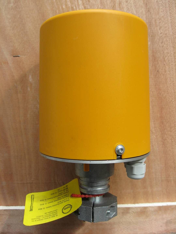 德国baelz电动执行器  373-E07执行器