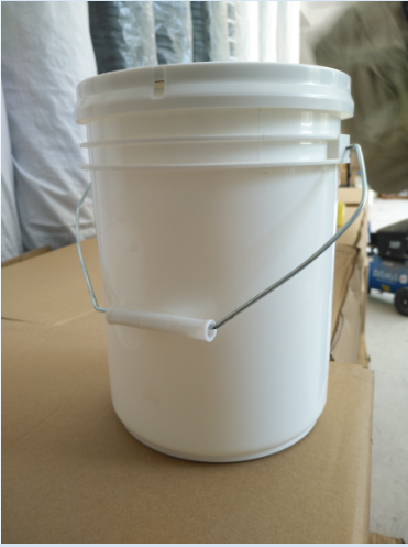 4升(1GAL)直口桶,塑料桶