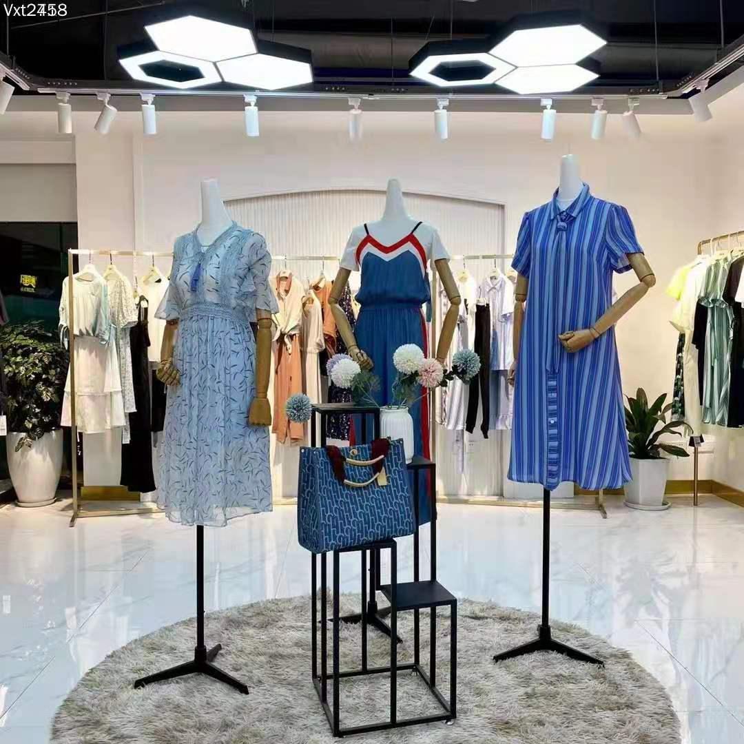2021阿莱贝琳品牌折扣女装米拉格连衣裙
