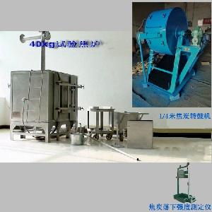 40kg实验焦炉(侧装)