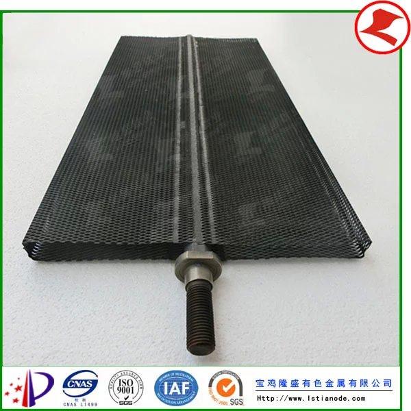 电解法水处理用钛电极氯碱金属钛阳极
