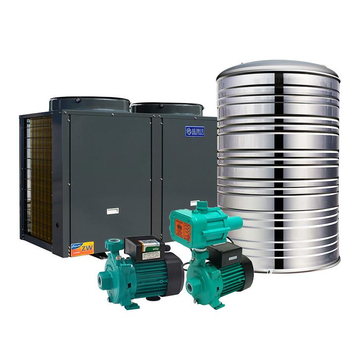 水产养殖恒温热水系统_水产养殖节能改造