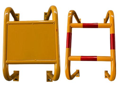 天然气防撞护栏  天然气管道防护栏供应