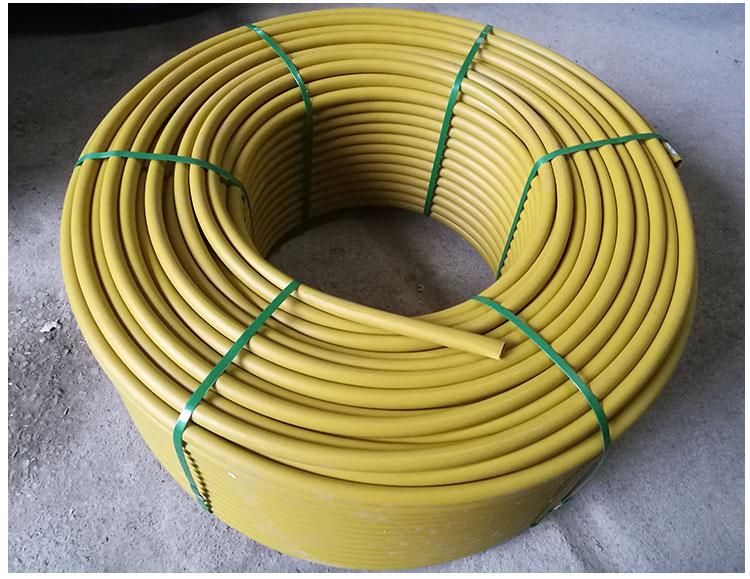 厂家直销三色光缆子管HDPE材质