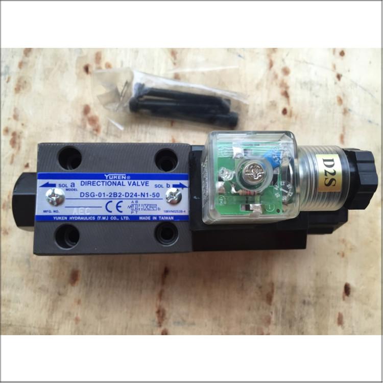 电磁阀-油研\DSG-01-2B2-D24-N1-50