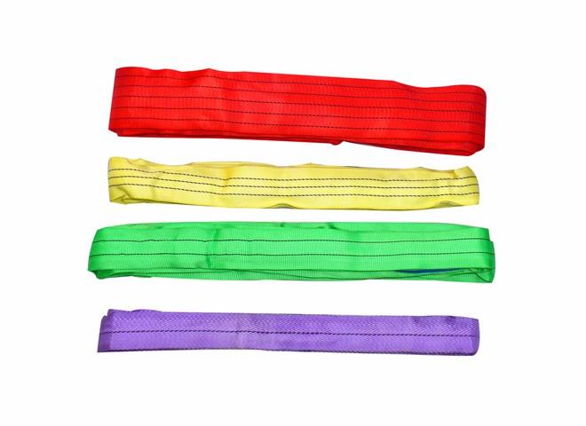 环形扁平彩色吊装带