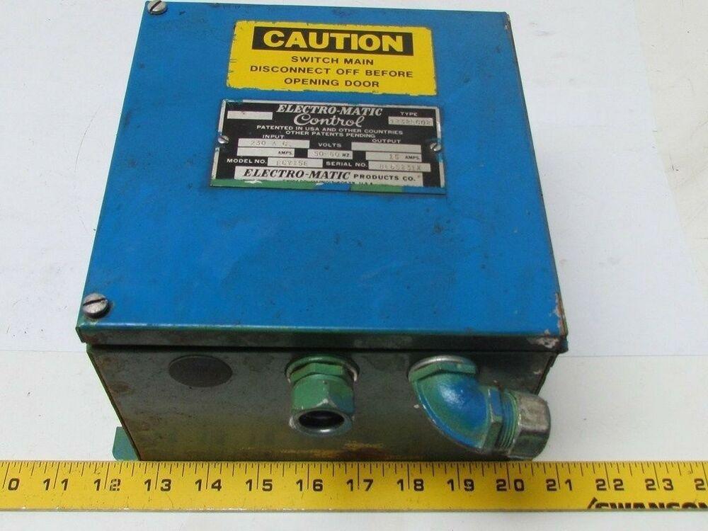 美国Electro-Matic断路器