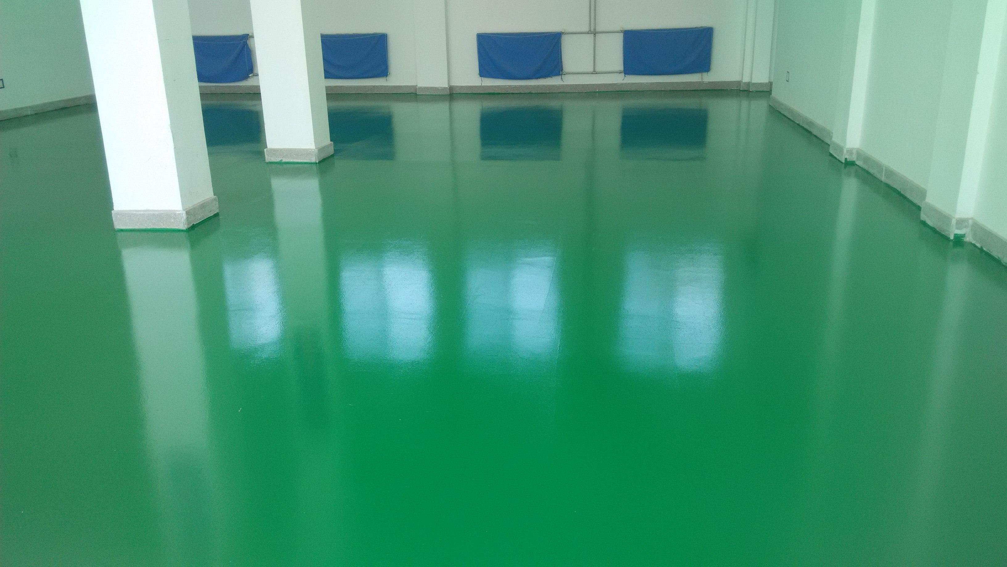 工厂车间地坪环氧薄涂地坪价格环氧树脂薄涂地坪施工