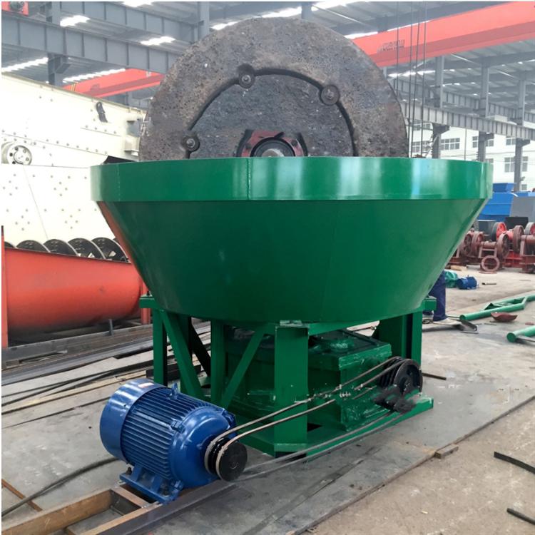 湿碾机高效节能在选矿行业是您的理想选择