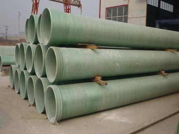 厂家直销世茂管道缠绕型玻璃钢预制保温管 聚氨酯保温管