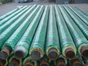 厂家直销世贸抗冻玻璃钢保温管  聚氨酯保温管