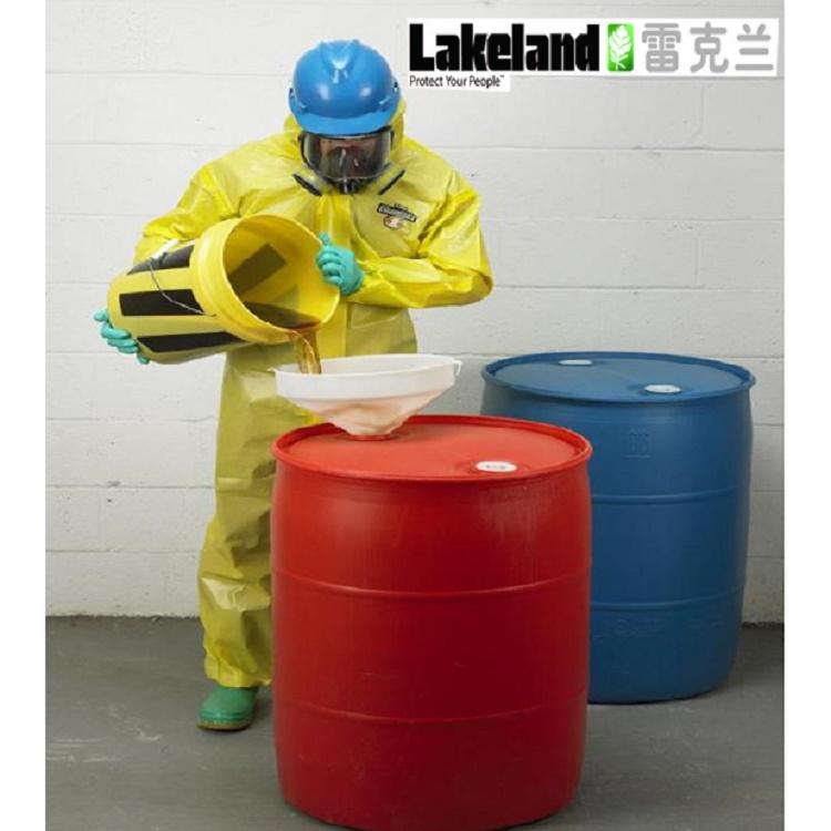 雷克兰凯麦斯系列防护服CT1S428防化服清洗方法流程