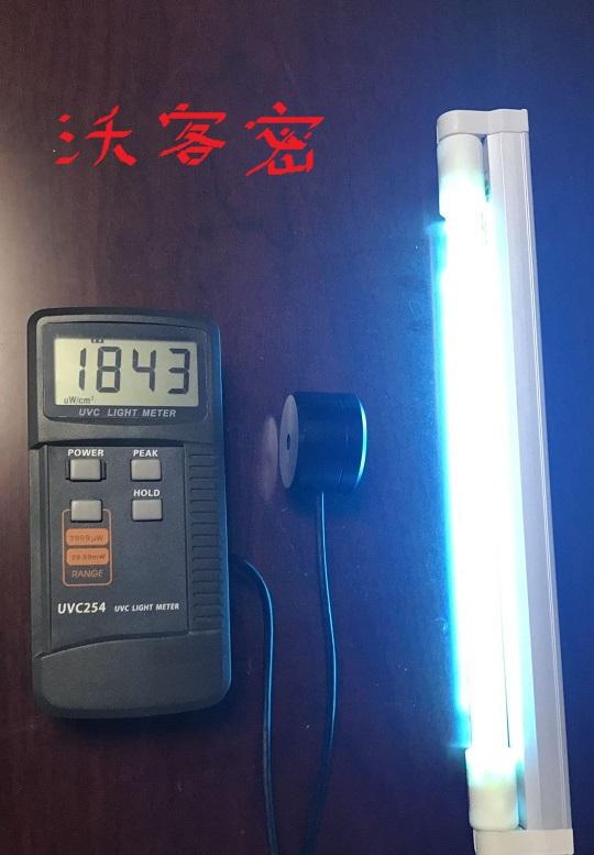 医院消毒灯紫外线辐照计,检测仪,UVC消毒灯辐照计