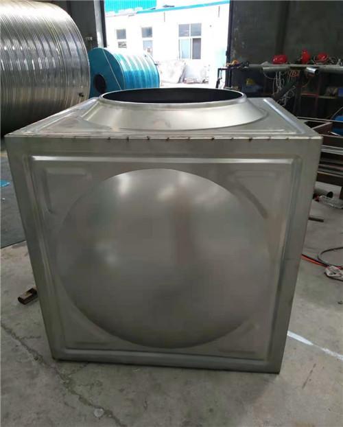 不锈钢水箱装鱼有害吗江门不锈钢水箱壹水务公司