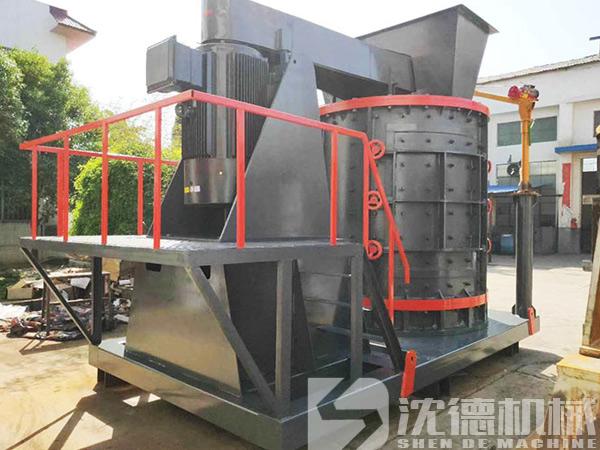 沈德机械小型制砂机性能稳定质量优