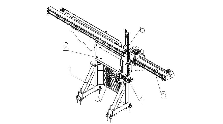 力泰科技桁架机器人能替代人工实现哪些功能