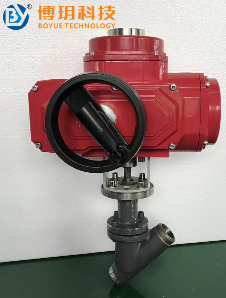阀门电动装置BY-60,BY-40,BY-200,电动执行器