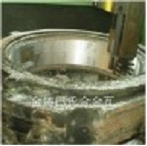 球磨机巴氏合金轴瓦加工铸造轴承合金浇注翻新