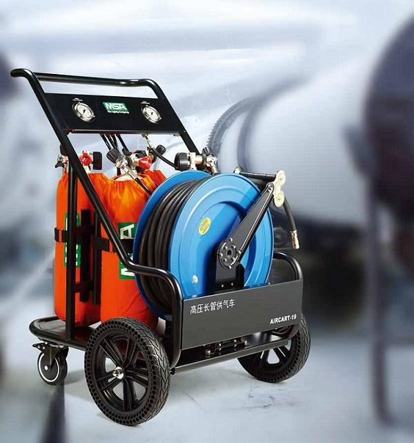 梅思安车载式移动式长管空气呼吸器AirCart配置选择